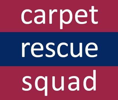 Carpet Rescue Squad